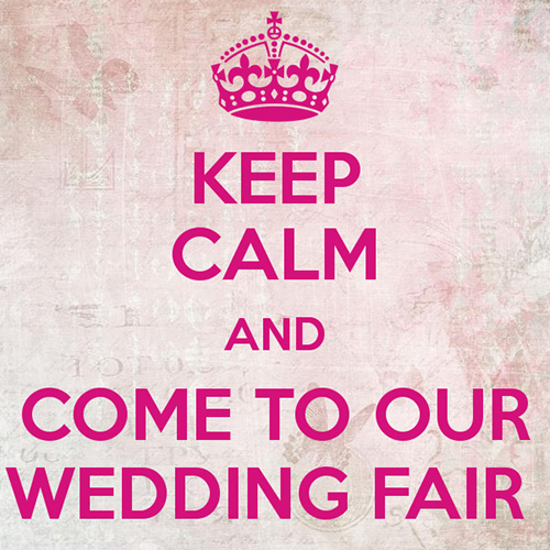 The Wedding Fair Survival Guide
